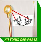 Super Charged MG TA Midget 1292 1938-39 - FUEL OVERFLOW PIPE for 1 x HV5 SU Carb