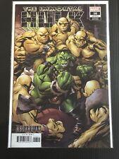 VF//NM 2nd Printing Variant Cover 2018 #16 Immortal Hulk #733
