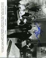Christopher Plummer Jsa Coa Hand Signed 8x10 Photo Autograph Authenticated