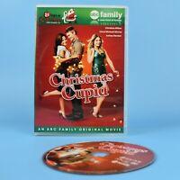 Christmas Cupid DVD - ABC Family Original Movie - GUARANTEED