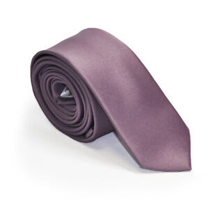 Formal Tailor Mauve Tie Wedding Party - Mauve