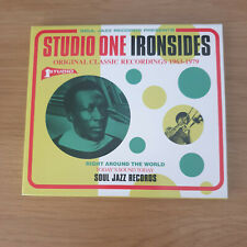 Various - Studio One Ironsides (Soul Jazz Records)