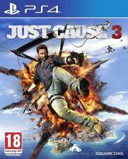 Just Cause 3 (PS4) Nuovo e Sigillato - in Stock - Spedizione Rapida