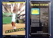 Thomson TO7 / TO7-70 / MO5 - Super Tennis - Answare