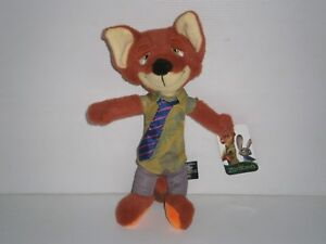 ST1828 NICK WILDE from Zootopia Plush Toy