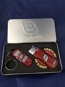 keychain tire guage magnet necklace Dale Earnhardt Sr