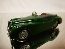 GRAND PRIX MODELS METAL KIT (built) JAGUAR XK 120 TT - GREEN 1:43 - GOOD COND.