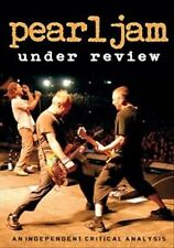 NEW Pearl Jam - Under Review (DVD)