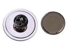 TIE PIN e frizione con 25mm PAD Zincato 10 Pezzi