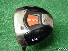 Left Hand LH Callaway FT-5 10 degree Driver  Grafalloy Pro Custom Stiff