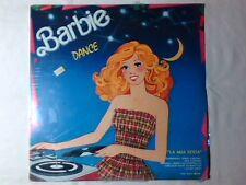 LP BARBIE DANCE SIGILLATO FLASHDANCE GIRLS JUST WANT TO HAVE FUN