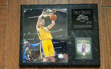 "Pau Gasol Los Angeles Lakers 12""x15 Plaque NBA champion. Silver Olypic Medal"