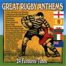 Various Artists-Great Rugby Anthems CD NEW
