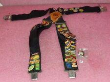 Vintage CLC Top Grain Cowhide Suspender With Pins collection.