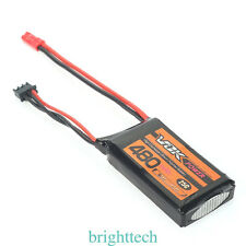 VOK 7.4V 2S 480mAh 25C RC Lipo Battery Pack Practical For RC Racing Helicopter