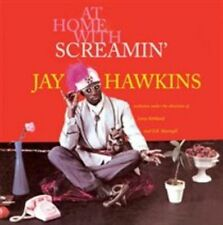 at Home With Screamin' Jay Hawkins 5050457158125