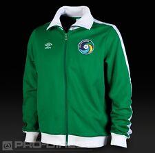 NWT $90 Umbro NY Cosmos Classic Soccer Track Top / Jacket S