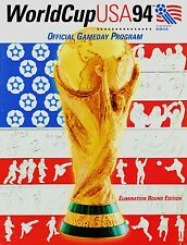Offizielles Programm | 1994 | FIFA World Cup '94 USA | Elimination Round Edition