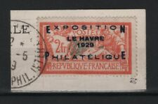 "FRANCE STAMP TIMBRE 257 A "" MERSON EXPOSITION LE HAVRE 1929 "" OBLITERE TB  R544"