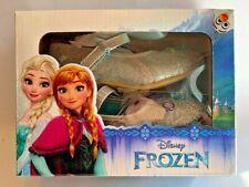 Disney Frozen Toddler Shoes Sparklyn Gray  size 8 M