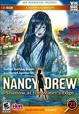 Nancy Drew: Shadow at the Water's Edge - PC/Mac Her Interactive Video Game