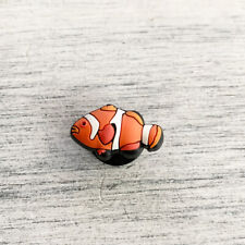 Orange Clownfish 2006-07 vintage JIBBITZ decorative charm