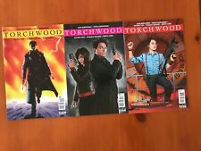 Torchwood 2-4 (3 Books) - Comic Book - B32-27