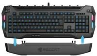 Roccat ROC-12-232-GY Skeltr Smart Communication RGB Gaming Keyboard NEW