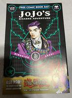 JOJO'S BIZARRE ADVENTURE AND YU-GI-OH 1 FCBD COMIC BOOK 2015 VIZ MEDIA Very Good