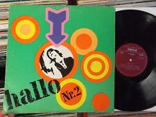 HALLO Nr. 2 DDR AMIGA LP: HALINA FRANCKOWIAK & ABC  BAYON (855332)