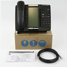 Mitel 5320e IP Dual Mode VoIP Gigabit Telephone Phone Black - New-Lot