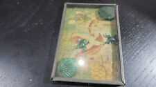Early Frog Dexterity Puzzle TIn Frogs and Lillipads