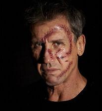 Tatuaje excluida y cosido Heridas Halloween Efecto Parche