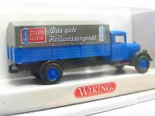 Wiking 842 02 24 MB L 2500 Pritschen LKW Stiebel Eltron OVP (Z3747)