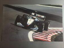 2000 Mika Hakkinen's McLaren Mercedes-Benz F1 Print, Picture, Poster RARE!! L@@K