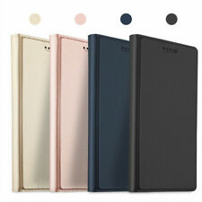 For Xiaomi 9 8 SE A2 Lite A1 F1 6 Slim Magnetic Leather Wallet Flip Cover Case