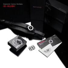 Gariz Hand Strap Grip for DSLR Camera Black XS-HG2/BK1 Plate included
