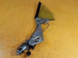 Mercedes R170 SLK Motorino Finestrino Regolatore con Vetro Post. Lato Destro O /
