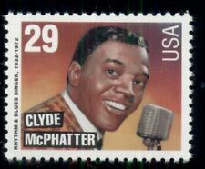 #2726/33, 29¢ Clyde McPhatter, Lot Of 130 Mint Stamps, Spice Up Your Mailings!