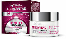 Crema anti-age lifting giorno moisturizing day care Gerovital H3 Evolution 30+