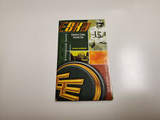 Rs20 Edmonton Eskimos 2000 Cfl Football Pocket Schedule - Molson Canadian