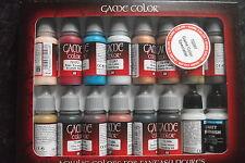 Val72297 Juego Color Set especializados (x16) Juego De Rol De Pinturas Vallejo Sistema De La Pintura