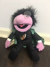 "NWT Vintage Applause 15"" Sesame Street The Count Stuffed Animal Plush #14005"