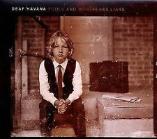 Fools and Worthless Liars 4050538001624 by Deaf Havana CD
