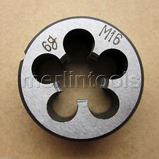 16mm x 2 Metric Right hand Die M16 x 2.0mm Pitch