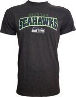 New Era NFL Seattle Seahawks Fan T-Shirt Herren Dunkelgrau 11459510