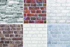 Wandverkleidung PVC Ziegelstein Klinker Ziegel Verblender 1 Paneel ca. 0,45m²