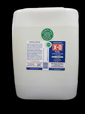 X-O Plus Odor Neutralizer / Cleaner Organic Deodorizer Spray Concentrate 5gal XO