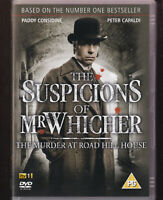EBOND Suspicions Of Mr. Whicher: Murder At Road Hill House  DVD D509008