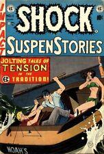 SHOCK SUSPENSTORIES #11 (1953) FN+ 6.5  GOLDEN AGE EC HORROR!